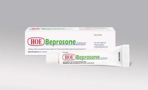 Thuốc beprosone