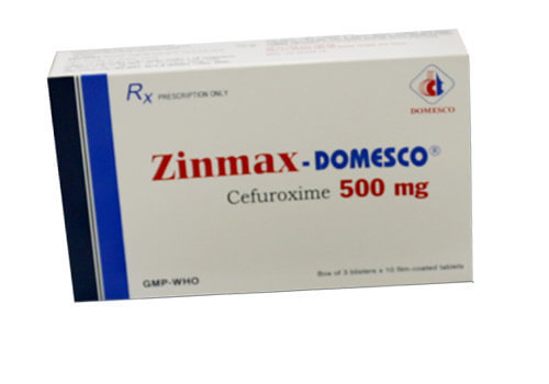 thuốc zinmax domesco 500mg