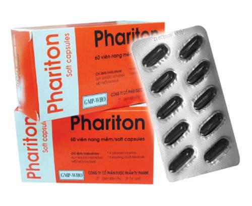 thuốc phariton là thuốc gì