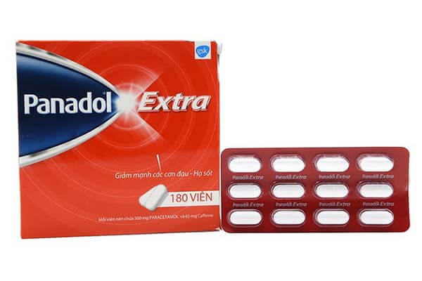 Giá thuốc panadol extra