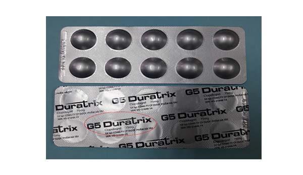 Thuốc g5 duratrix