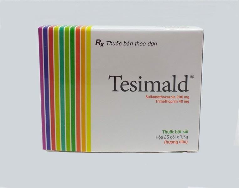 Thuốc tesimald là thuốc gì
