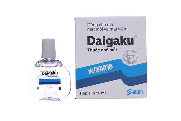 Thuốc daigaku là thuốc gì