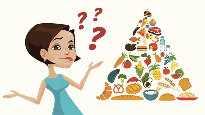 Thành phần dinh dưỡng không phù hợp giúp cơ thể phát triển